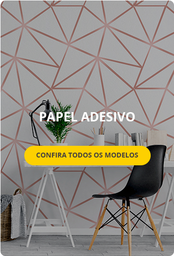 Banner prateleira Papel Adesivo